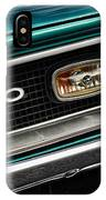 1966 Pontiac Gto IPhone Case