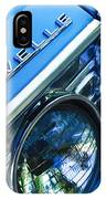 1967 Chevrolet Chevelle Malibu Head Light Emblem IPhone Case