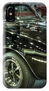 1967 Pontiac Firebird 400 Reverse Selective Color IPhone Case