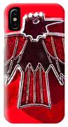 1967 Pontiac Firebird Emblem IPhone Case