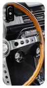 1967 Shelby Gt 350 Signed Dash IPhone Case