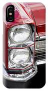 1968 Cadillac Deville You Looking At Me IPhone Case