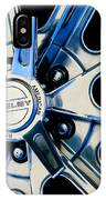 1968 Ford Mustang Fastback 427 Shelby Cobra Wheel IPhone Case
