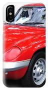 1968 Lotus - Elan S4 -  Full View IPhone Case