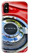 1969 Charger Fuel Cap IPhone Case