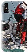 Key West Race Week IPhone Case