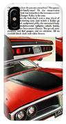 1971 Dodge Charger Rallye IPhone Case