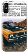 1971 Dodge Demon 340 IPhone Case