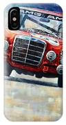 1971 Mercedes-benz Amg 300sel IPhone Case