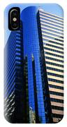 1984 New York Architecture No4 IPhone Case