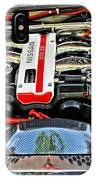 1990 Nissan 300 Zx Import Car Of The Year IPhone Case