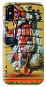 1996 Native American Stamp IPhone Case