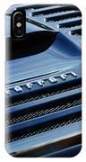 1997 Ferrari F 355 Spider Rear Emblem -153c IPhone Case