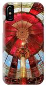 1st Order Fresnel Lens IPhone Case