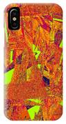 0174 Abstract Thought IPhone Case