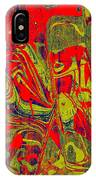 0477 Abstract Thought IPhone Case