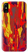 0656 Abstract Thought IPhone Case