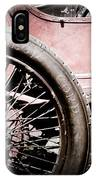 1913 Isotta Fraschini Tipo Im Wheel IPhone Case