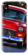 1955 Chevy Bel Air IPhone Case