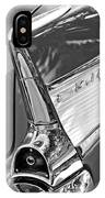 1957 Chevrolet Belair Taillight IPhone Case