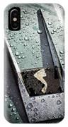 1963 Studebaker Avanti Hood Ornament IPhone Case