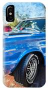 1967 Plymouth Belvedere Gtx 440 Painted  IPhone Case