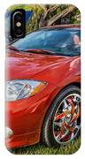 2006 Mitsubishi Eclipse Gt V6 Painted IPhone Case