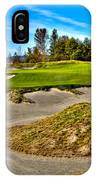 #3 At Chambers Bay Golf Course - Location Of The 2015 U.s. Open Championship IPhone Case