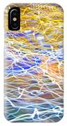 Abstract Background - Citylights At Night IPhone Case