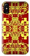 Abstract Series 3 IPhone Case