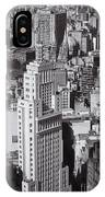 Aerial View Of Sao Paulo IPhone X Case
