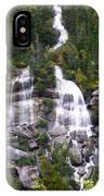 Alaskan Waterfall IPhone Case