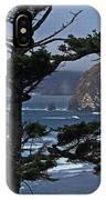 Along The Oregon Coast IPhone Case