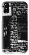 American Pool Hall Facade Version 1 Ghost Town Jerome Arizona 1968 IPhone Case
