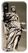 Angel Statue IPhone Case