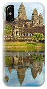 Angkor Wat - Cambodia IPhone Case