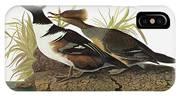 Audubon Merganser IPhone Case