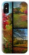 Autumn In The Park IPhone Case
