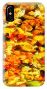 Autumn Leaves 2 IPhone Case