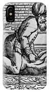 Avicenna (980-1037) IPhone Case