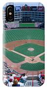 Baseball Stadium, Texas Rangers V IPhone Case
