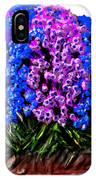 Beautiful Arrangement Of Flowers IPhone Case
