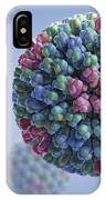 Bluetongue Virus IPhone Case