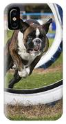 Boxer Dog IPhone Case