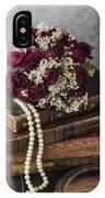 Bridal Bouquet IPhone Case