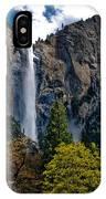 Bridalveil Falls IPhone Case