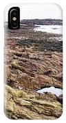 Brittany Coast IPhone Case