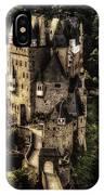 Burg Eltz IPhone Case