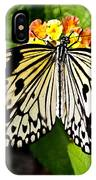White Tree Nymph - 7 IPhone Case