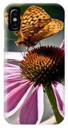Butterfly Beauty IPhone Case